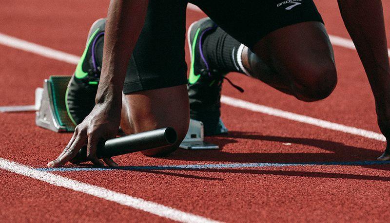 la importancia del pie en el atletismo