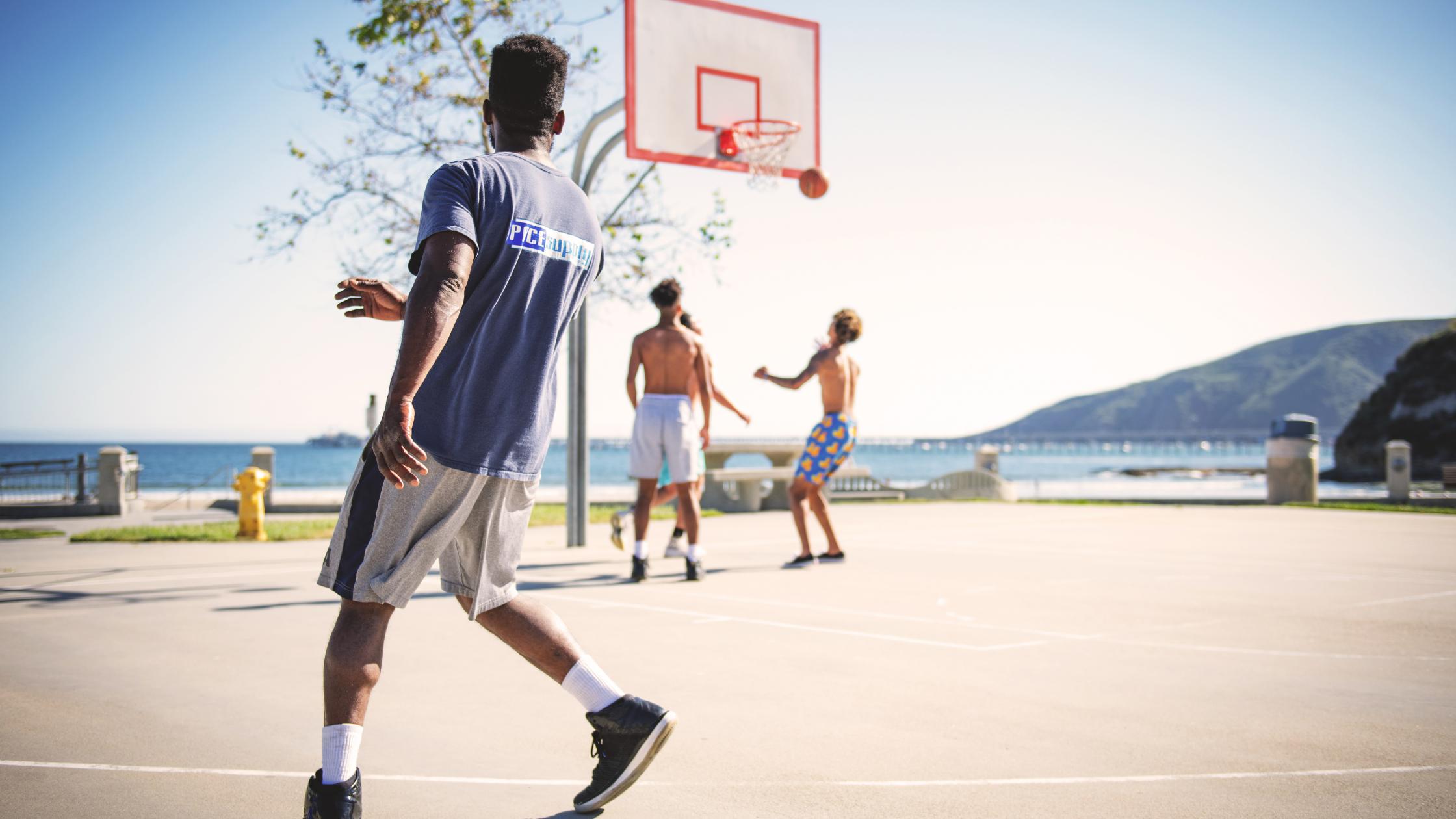 La importancia del pie en el baloncesto