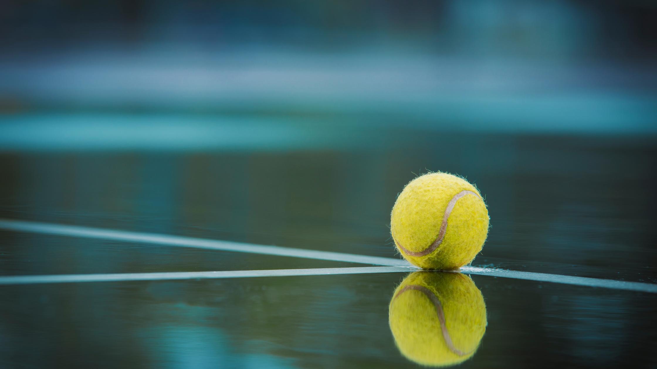 La importancia del pie en el tenis
