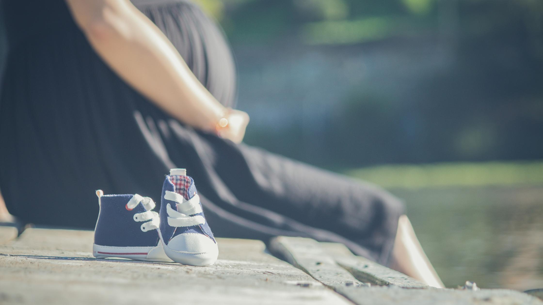 Los pies en el embarazo