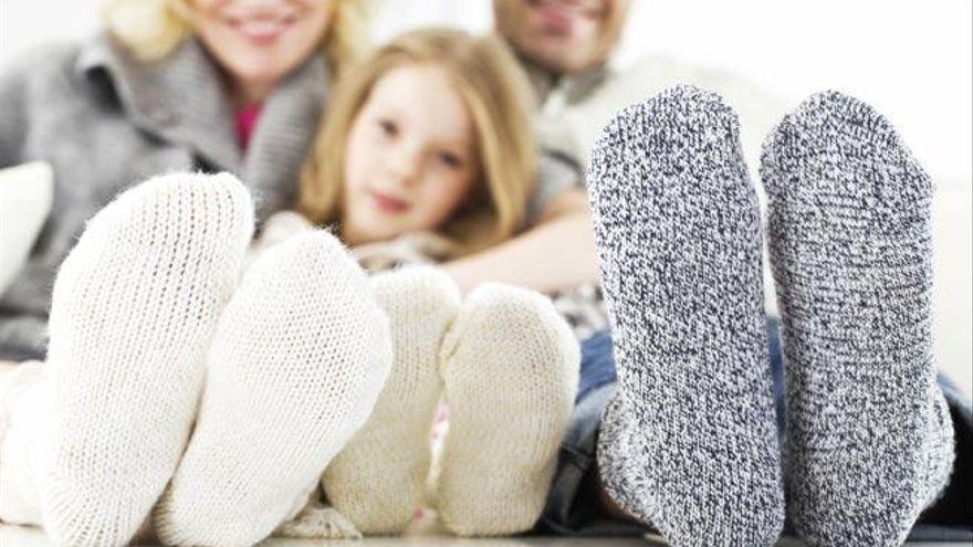 Los pies y el frío